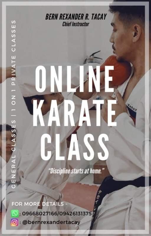 online-karate-class